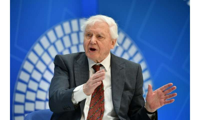 Do not waste nature's 'capital': David Attenborough