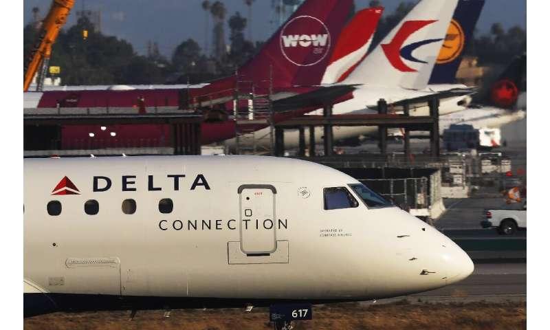 Delta raised its full-year profit forecast