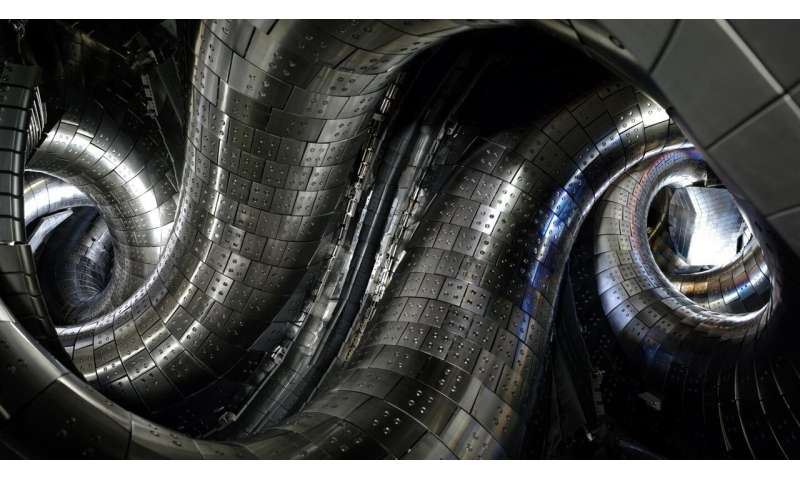 Demonstration of alpha particle confinement capability in helical fusion plasmas