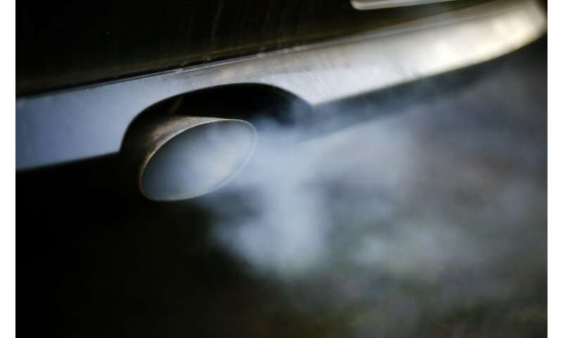 Diesel vehicles were responsible for 47 percent of the deaths, a study said, but the figure jumped as high as 66 percent in Fran