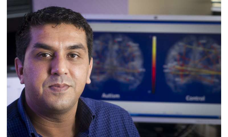 Difference in brain connectivity may explain autism spectrum disorder