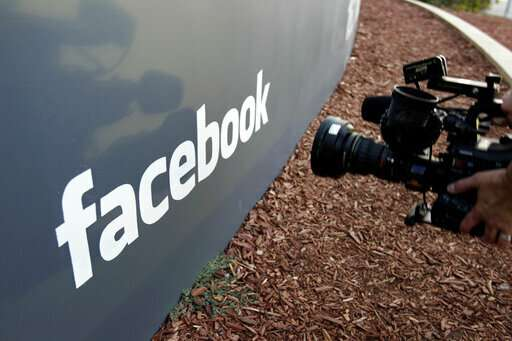 'Digital gangsters': UK wants tougher rules for Facebook