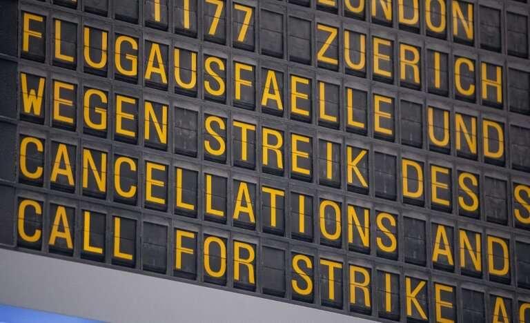 Disruptions for around 100,000 passengers