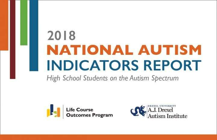 Drexel Report: Low-income and minority youth with autism face worse outcomes than peers