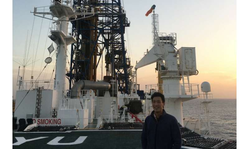 Drilling deep for clues on earthquakes