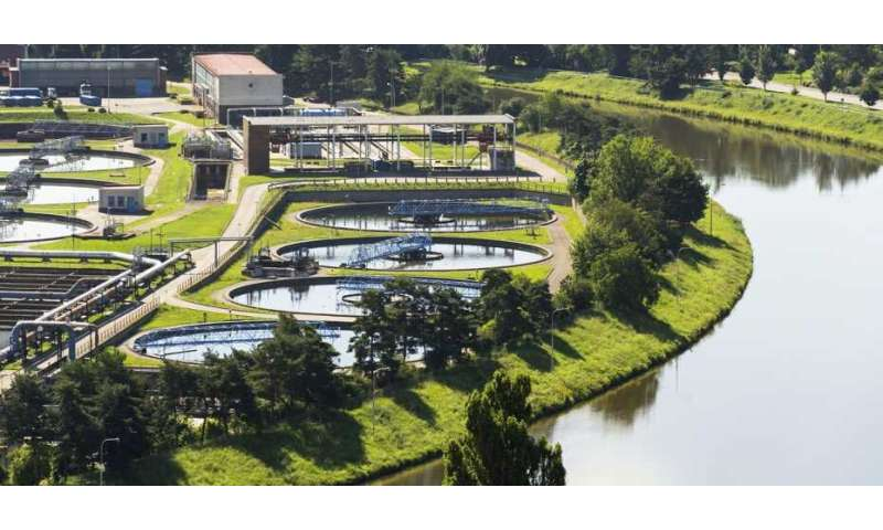 Magnetic nanoparticles ease removal of microcontaminants from wastewater