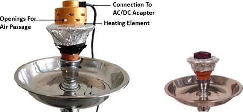 Electric hookahs might be no safer than traditional charcoal-based ones