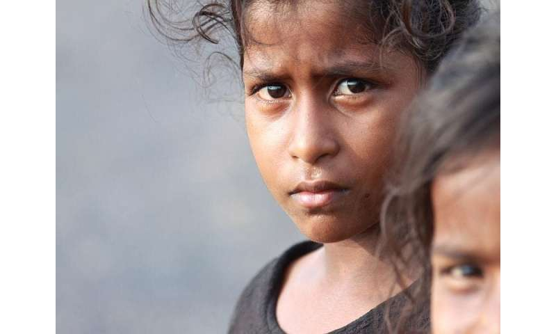 Elevated blood lead levels prevalent among refugee children