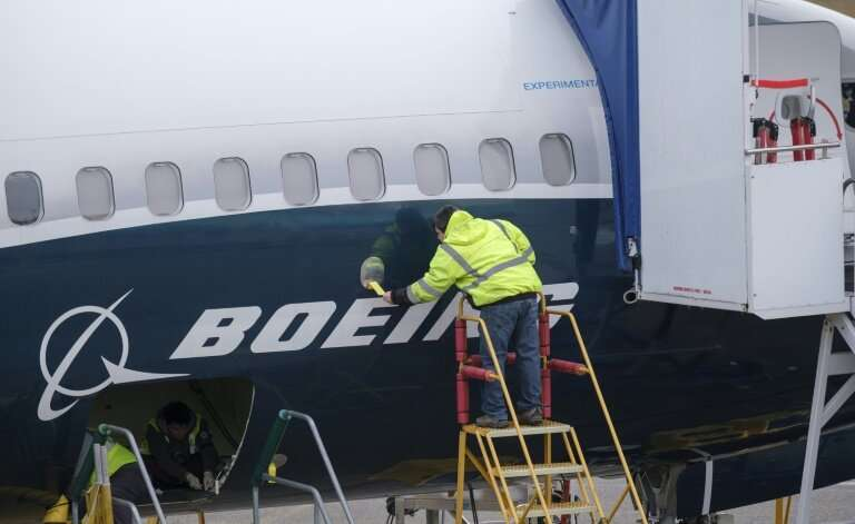 Employees of Boeing accredited by the US Federal Aviation Authority assist the regulator in approving the aircraft of their empl