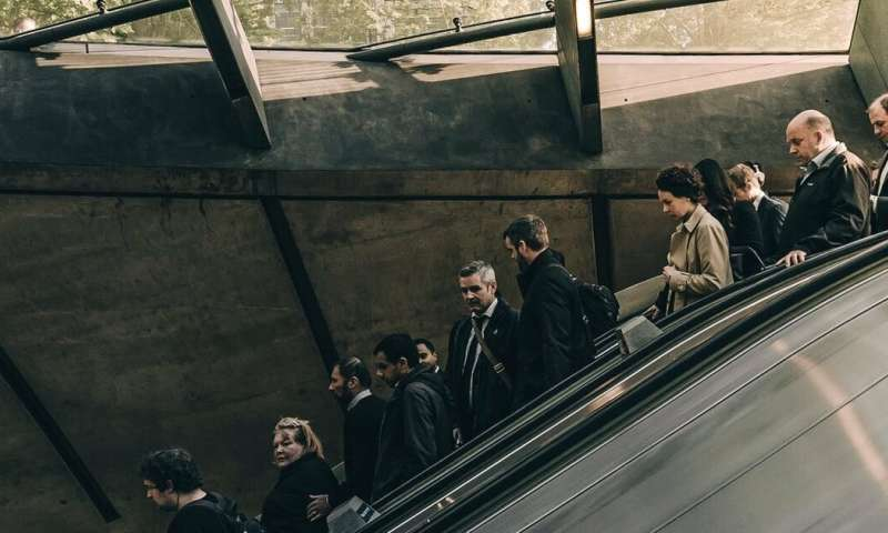 Escalator etiquette: Should I stand or walk for an efficient ride?