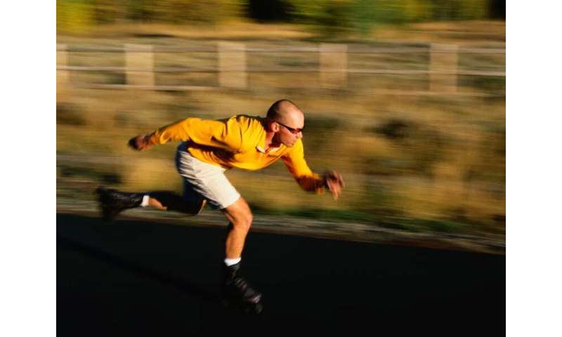 'Extreme' exercise no danger to middle-aged hearts: study