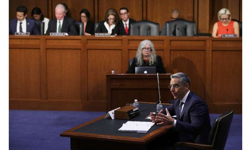 Facebook digital currency lead executive David Marcus told a Senate hearing the proposed Libra virtual coin could lower the cost