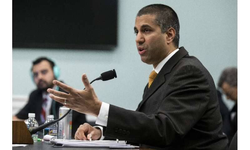 """FCC chairman Ajit Pai says the battle against unwanted """"robocalls"""" has united Americans on the right and left"""