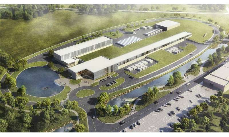 Fermilab, partners break ground on particle accelerator to study ghostly particles, new forces