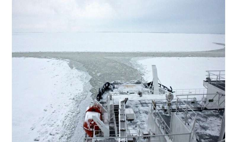 Finland is the only nation in the world where all of its ports can, and regularly do, freeze in winter, meaning icebreakers are