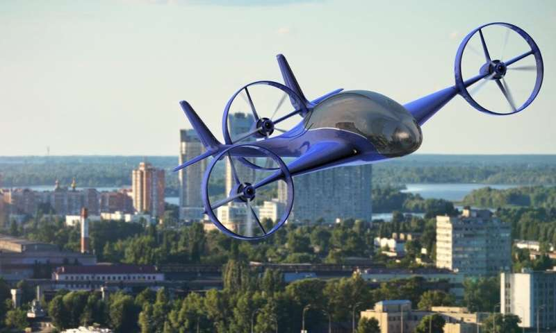 Flying cars could cut emissions, replace planes, and free up roads – but not soon enough