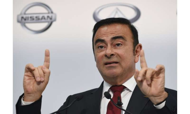 Former Nissan boss Carlos Ghosn faces a host of allegations of financial impropriety