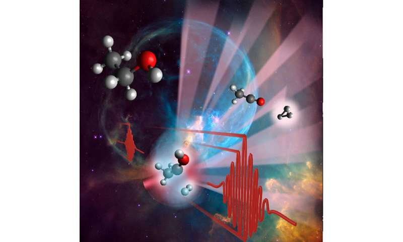 Forming the ion that made the universe