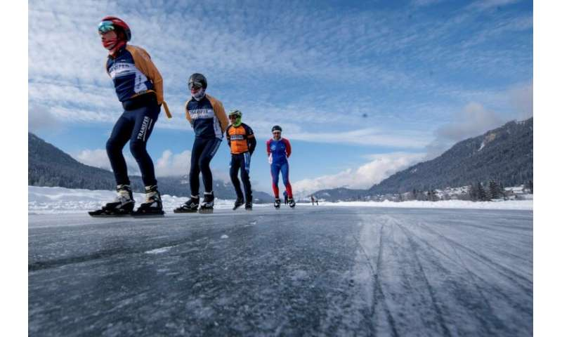 For over two decades, climate change has prevented the Dutch Elfstedentocht ice skating event taking place in the Netherlands, s