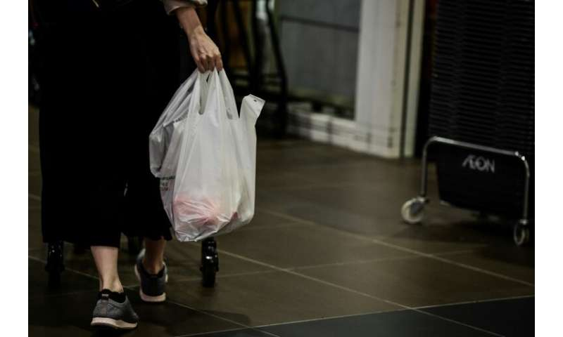 From bento boxes to individually wrapped bananas, plastic reigns supreme in Japan. But amid global concern about single-use wast