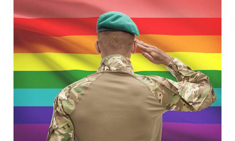 Gender roles shape public attitudes about transgender military service, study finds