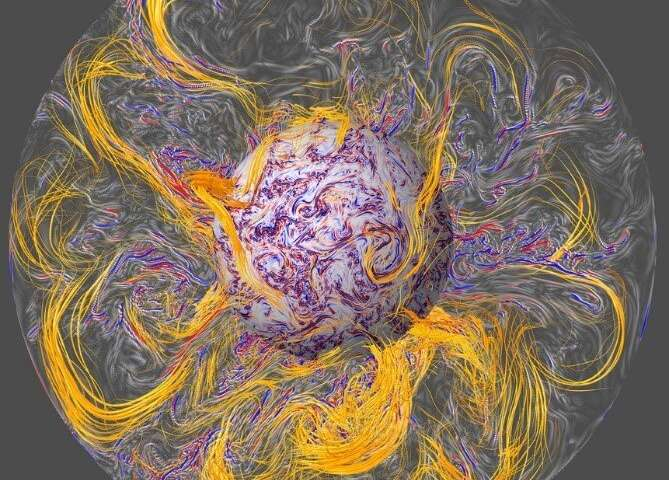 Geomagnetic jerks finally reproduced and explained