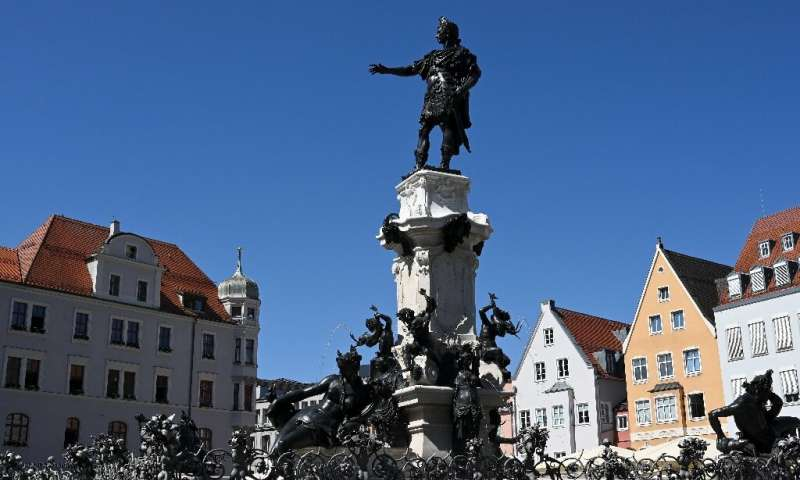 German's Augsburg has been heritage-listed for its water management system