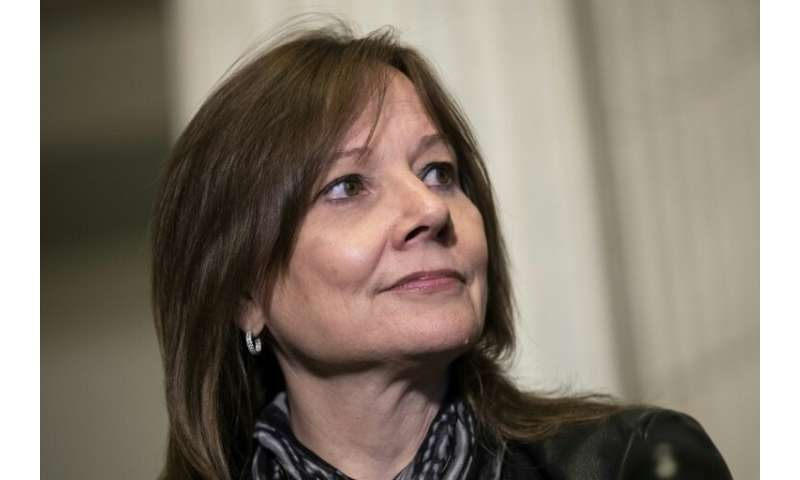 GM chief Mary Barra has come under fire for the company's planned layoffs, but now says the restructuring will boost profits thi