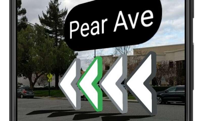Google Maps AR navigation will help city pedestrians