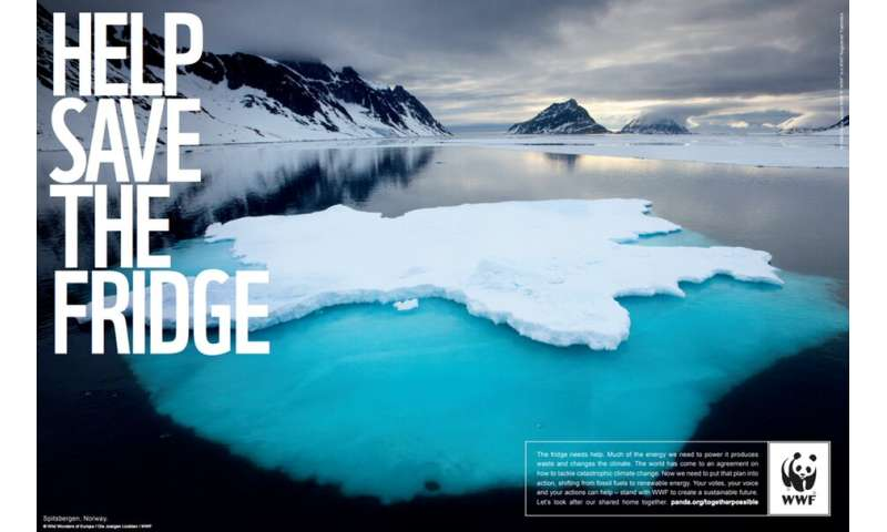 Graphic design could be holding back action on climate change – here's how