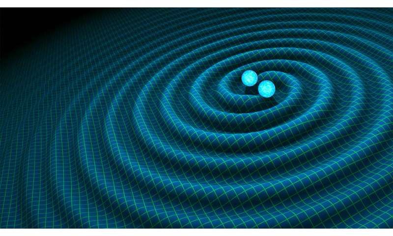 Gravitational waves will resolve the space puzzle
