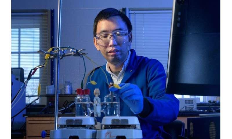 Greener hydrogen from water