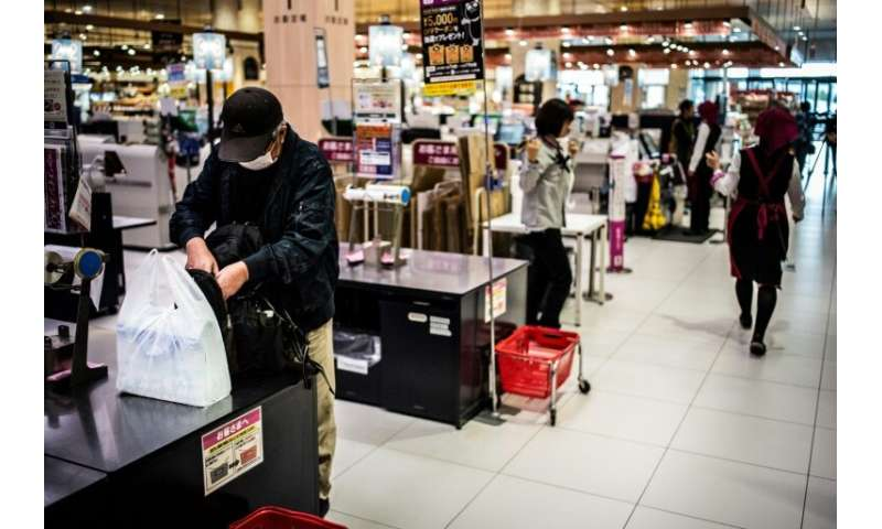 Greenpeace and other environmental NGOs want Japan to commit to the bolder goal of reducing plastic waste by 50 percent by 2030