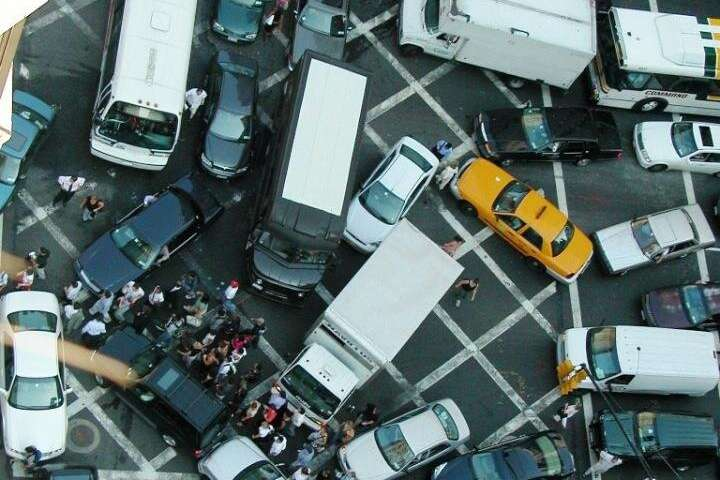 Hackers could use connected cars to gridlock whole cities