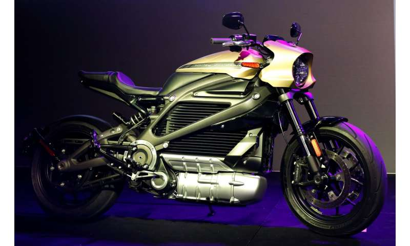 Harley-Davidson's electric Hog: 0-60 in 3 seconds