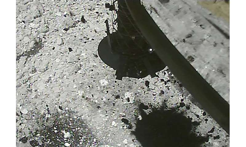 Hayabusa2 has already landed successfully once on the Ryugu asteroid, collecting surface samples