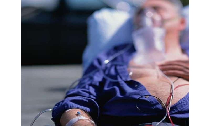 Heart failure hospitalizations spike when flu season peaks