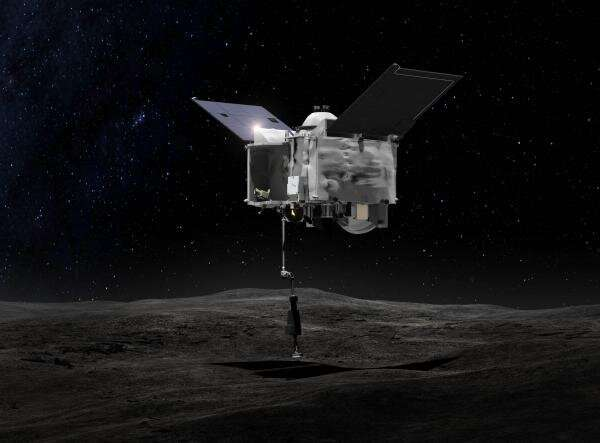 Help NASA's asteroid mission to select a sample site using the PSI CosmoQuest