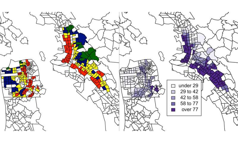 Historically redlined communities face higher asthma rates