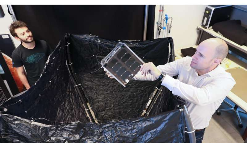 How a startup plans to clean up space