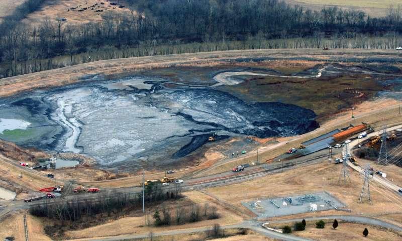 How bacteria can prevent coal ash spills