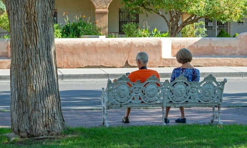 How do we save ageing Australians from the heat? Greening our cities is a good start