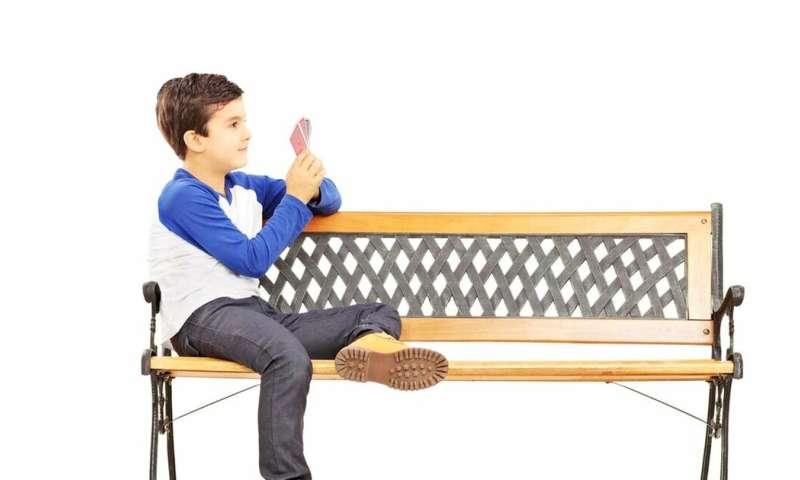 Imaginary friends help children face challenging tasks as