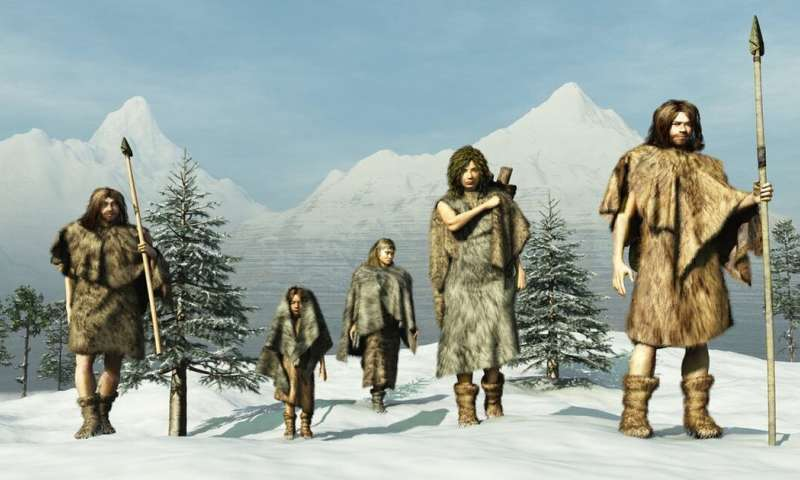 How prehistoric people faced climate change revealed by video game technology