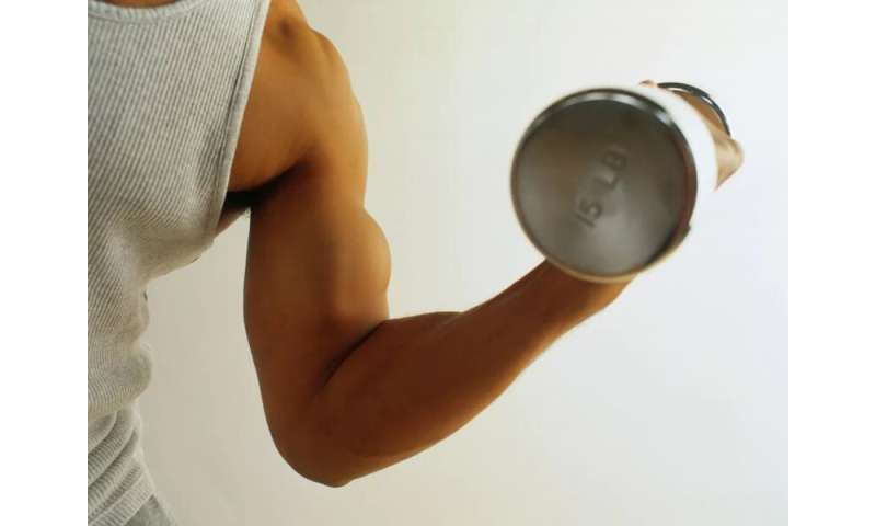 How to get the jiggle out: 3 exercises to tone your upper arms