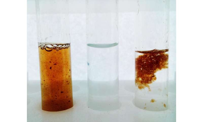 How to purify water with graphene