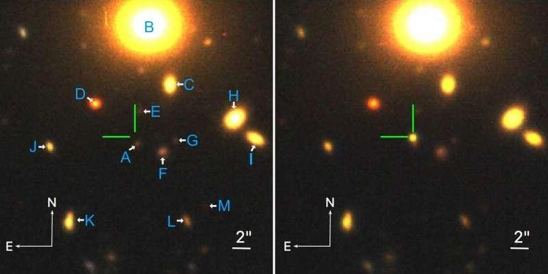 HSC16aay is a Type IIn supernova, study suggests