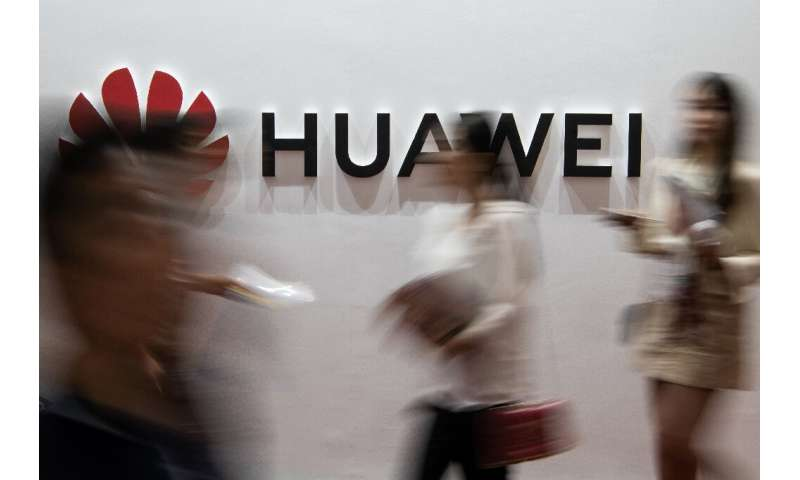 Huawei and other Chinese firms would be banned from US government contracts under rules formalized and published by Washington