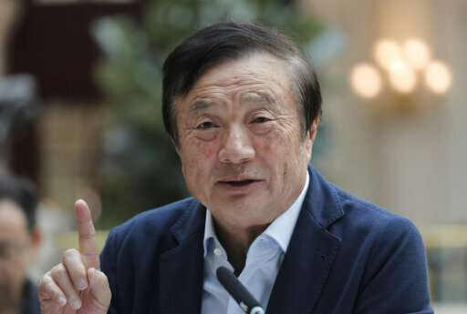Huawei founder says company would not share user secrets