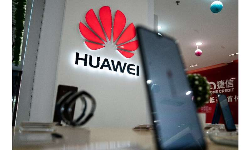 Huawei sold nearly 203 million phones last year, up from 150 million in 2017